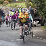 Family ride from Scorton