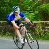 Luke Bosman everesting Longridge Fell