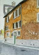Another Verona Street 28x20cms