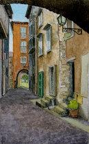 Torri del Benaco back street