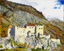 Castelbello Oil on canvas 50cm x 40cm