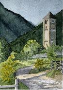 Mals Tower Sud Tirol 28x20