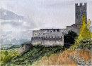 Schloss Furstenburg 26x36