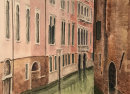 Venice scene 24.7x34.3cms