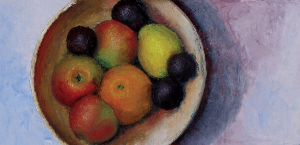 Fruit from Above (oil)