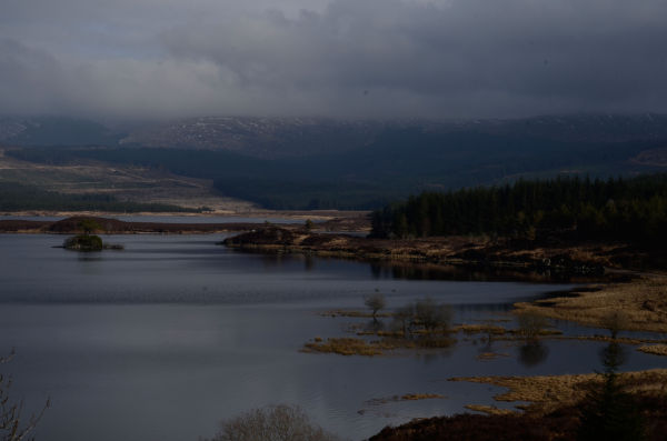 Loch Dee, Galloway
