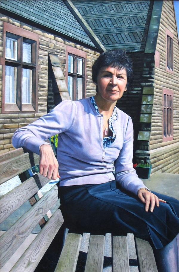Sheila Loughlin (oil)