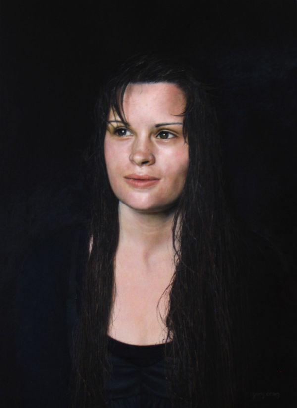 Ellie - The Young Lady in Black<br>
