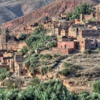 Atlas Mountains 2 - Berber Village