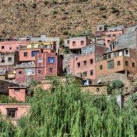 Atlas Mountains 3 - Berber Village