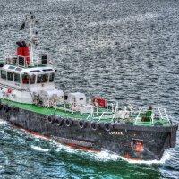Pilot Boat - Port Elizabeth