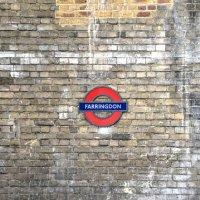 Farringdon LU Station