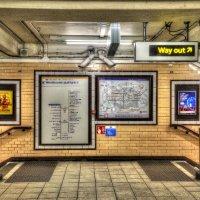 Gt Portland St London Underground 2