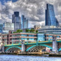 London Bridge from Southbank 3
