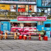 Mexican Street Kitchen South Bank London