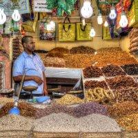 Nut Vendor - Medina