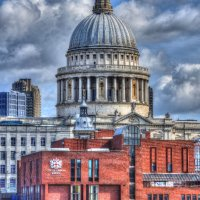 St Pauls + City of London School
