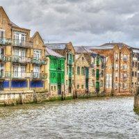 Thames Shadwell
