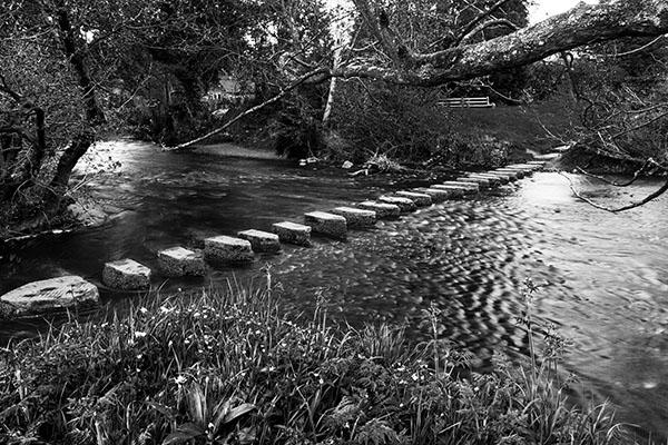STEPPING STONES, LEALHOLM.