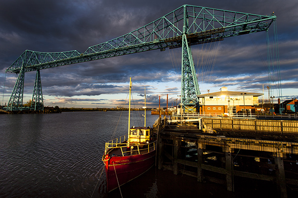 NORTHUMBRIA ON THE TEES