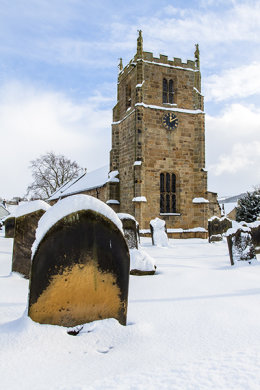 ST PETER'S CHURCH, OSMOTHERLEY.