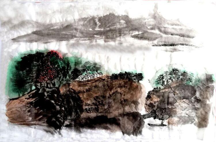 You-Jin Lou, Mountain Village