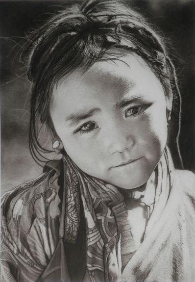 Doug Stephenson, Shy Sichuan Girl
