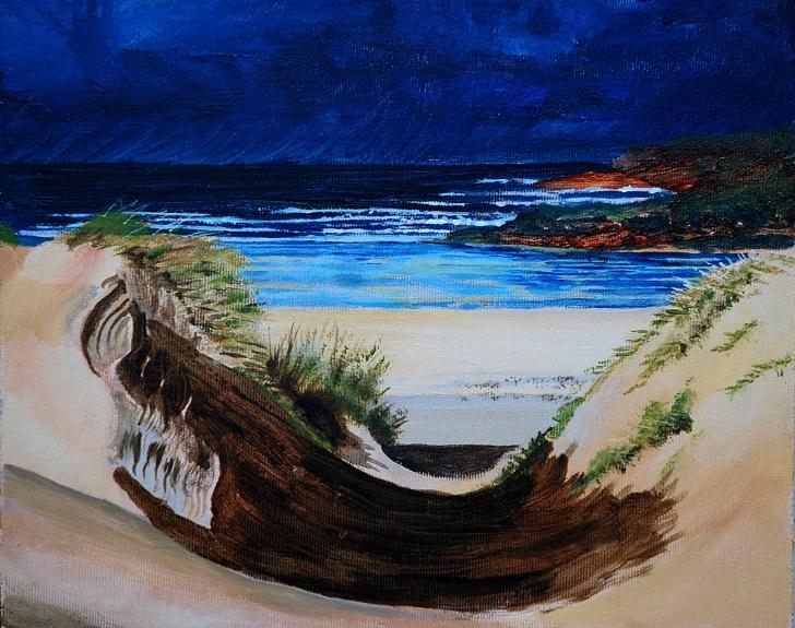 Dunes at Eorope
