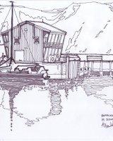 Norway Hondingsvag Nordcap