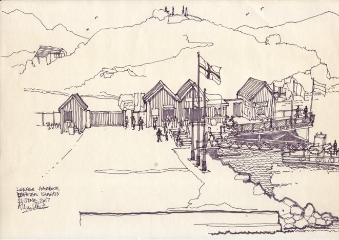 Norway Leknev Lofoton Isles -Allan White
