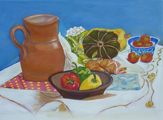 Still Life by Irene Ayre