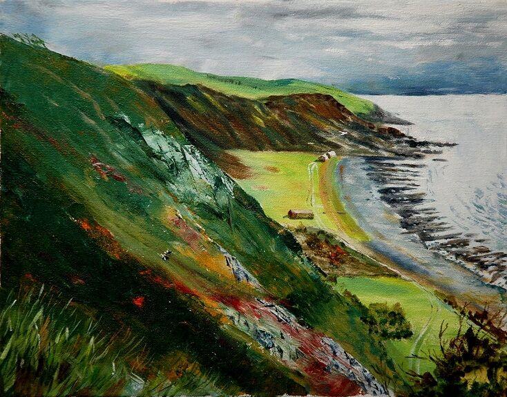 Willie Drea, Morroch Bay, Galloway