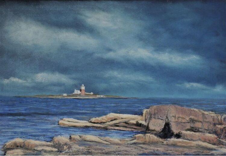 Coquet Island by John Fulthorpe