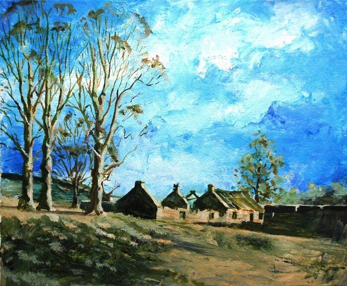 'High Farm Eastgate' by Wlllie Drea