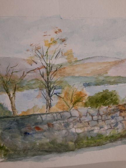 Alison Fereday Lake District Alla Prima