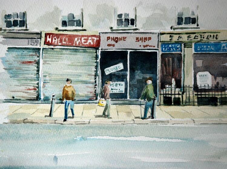 Willie Drea ' Shopless '