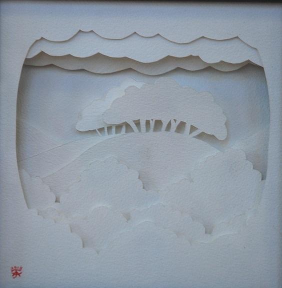 """Greenside Plantin' II by Aubrey Anderson (10""""x10"""")"""