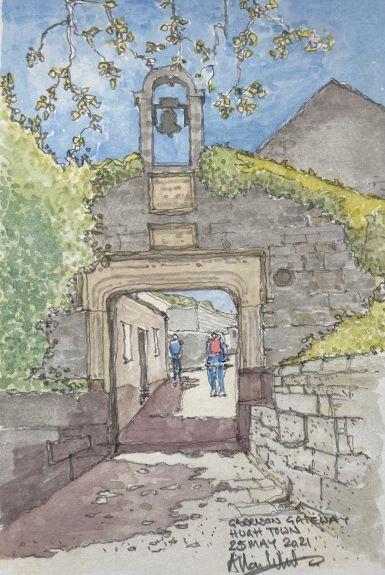 Allan White, ' Garrison Gateway '