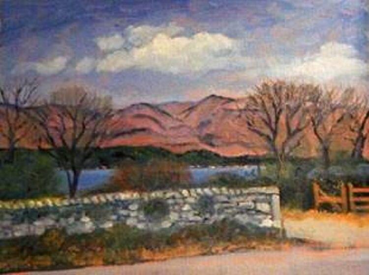 Alla prima Lake District, -Jenny Dyson