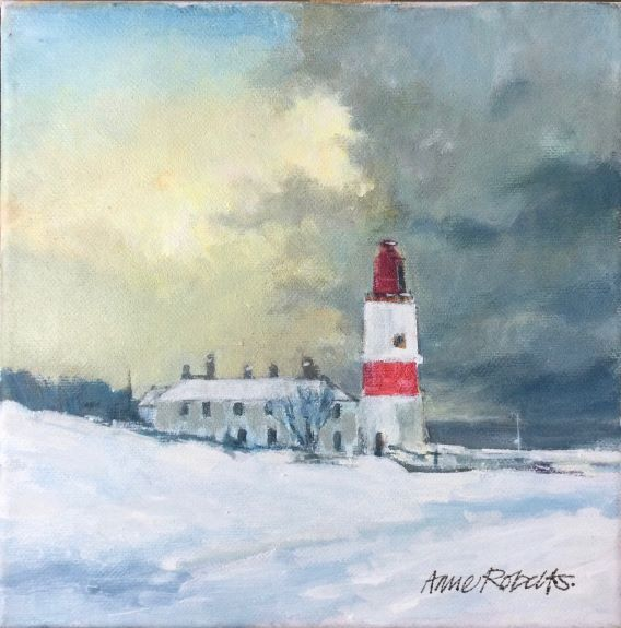 Anne Roberts -' Souter Lighthouse '