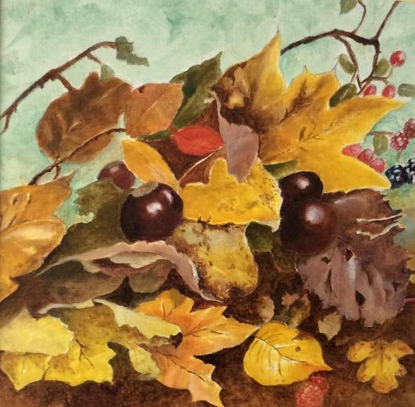 Margaret Richardson, Autumn Fruits