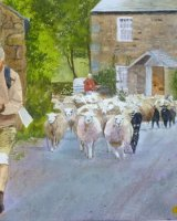 Back Home Stonethwaite Cumbria