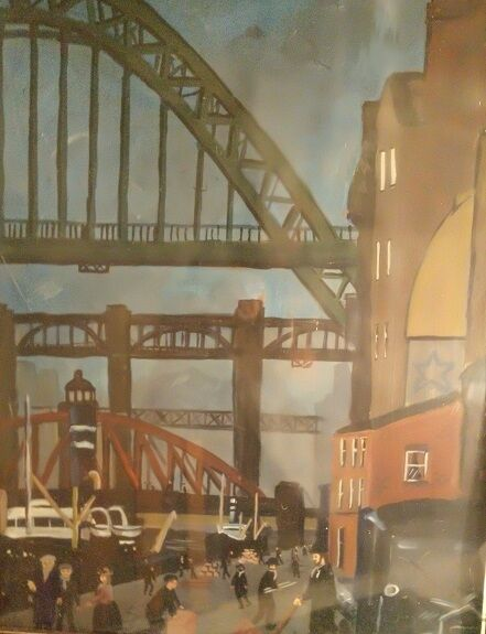 Brian Wilson 'Tyne Bridge '