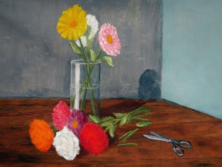 John Fulthorpe, Cut Flowers