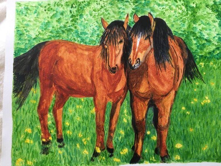 Pat Thompson, Ponies