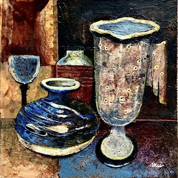 Harry Bell, The Winged Vase