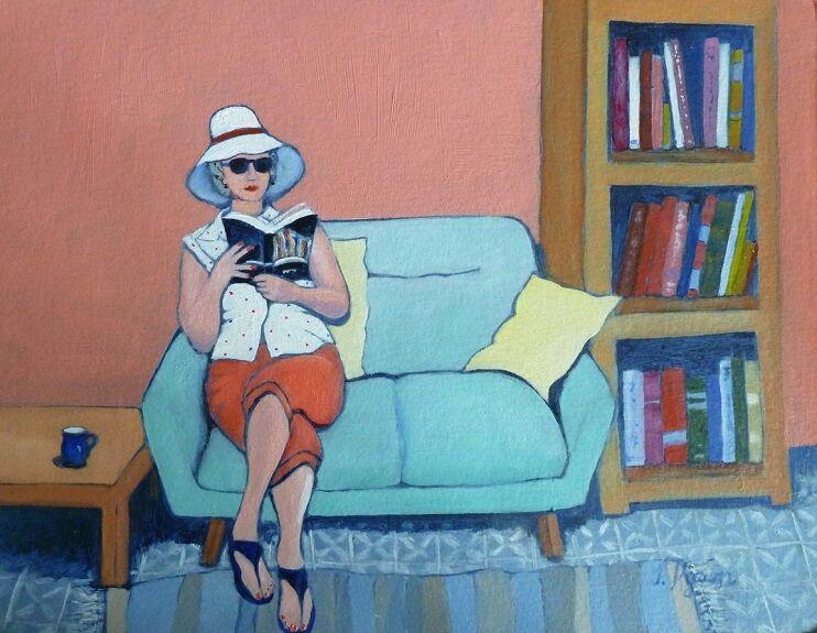 Jenny Dyson, Comfort Zone