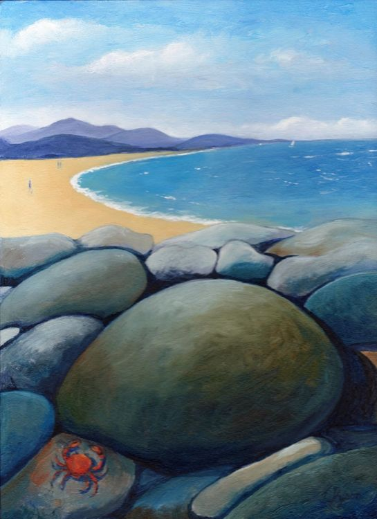 Jenny Dyson, Beside the Sea