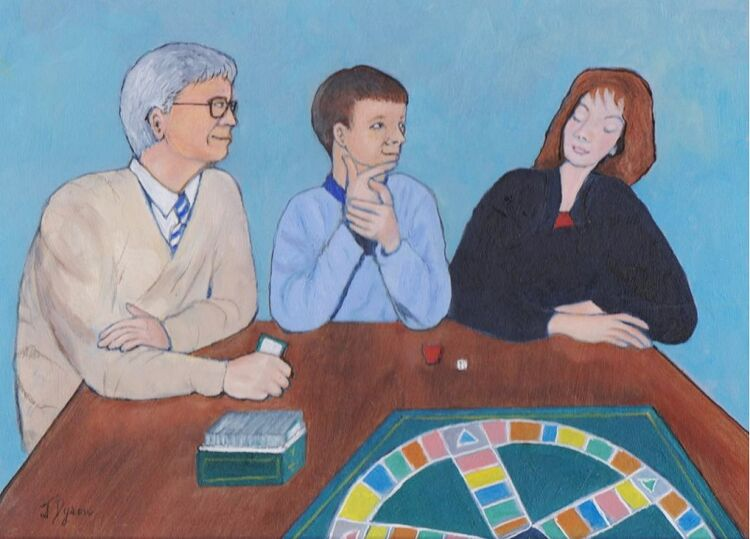 Jenny Dyson, The Board Game
