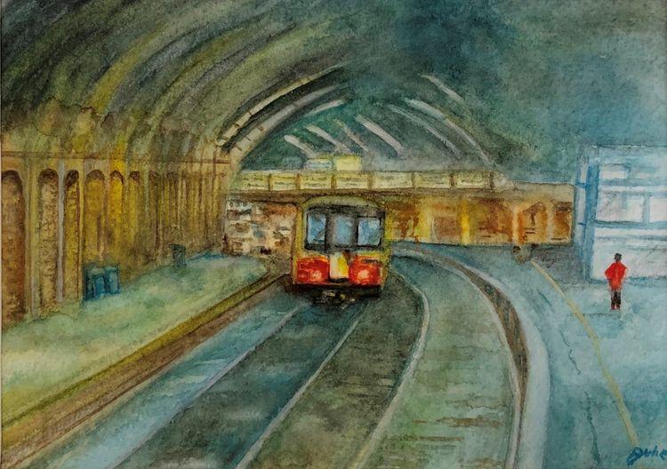 Julie Manning, Railway Station